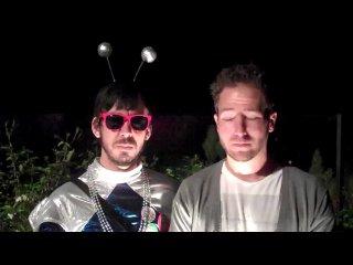 Shinoda and Stryker - Rose Garden in Space