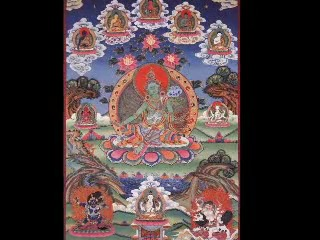 ������ ������� ����/ Green Tara Mantra Dalai Lama XIV
